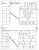 Kindergarten - Math Homework - IN SPANISH - 1st Quarter