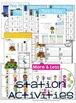 Kindergarten Math: Homework Unit 9