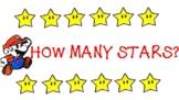 Kindergarten Math: How Many?