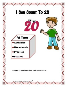 Numbers and  Counting to 20 and Beyond– Fall Theme