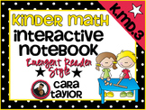 Kindergarten Math Interactive Notebook Measurement and Data K.MD.3