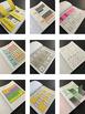 Kindergarten Math Interactive Notebook ~ Numbers 11-100