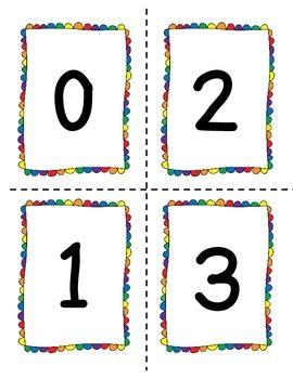 Kindergarten Math Intervention Resource
