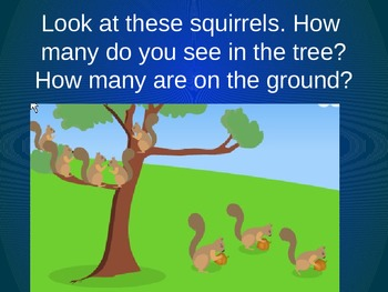 Kindergarten Math--Intro to Addition