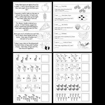 Kindergarten C.C. Math Journal