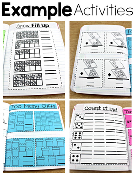 Kindergarten Math Journal Volume 4