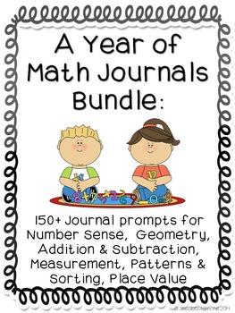 Math Journals MEGA Bundle