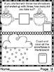 Kindergarten Math Journals ~ Notebooks (Winter Edition)