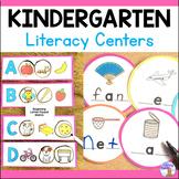 Kindergarten Math & Literacy Activity Bundle
