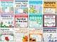 Kindergarten Math & Reading YEAR LONG BUNDLE 1000+ Pages