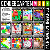 Kindergarten Math: Math Made Fun! The Bundle!