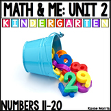 Kindergarten Math Numbers 11-20