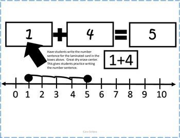 Kindergarten Math Mats