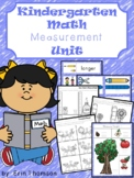 Kindergarten Math ~ Measurement