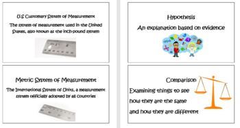 Kindergarten Common Core Math Measurement and Data-Measuring Dinosaurs