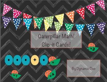Kindergarten Math Pack!