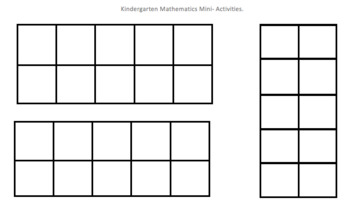 Kindergarten Math Mini-lessons and Warm-ups