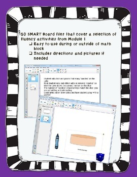 Engage NY Kindergarten Math Module 1- Just Smart Board Lessons