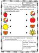 Kindergarten Math Module 1 Mid & End Assessments