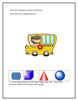 Kindergarten Math Module 2 Assessment