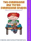 Kindergarten Math Module 2 End Assessment