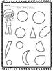 Kindergarten 2D & 3D Shapes