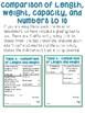 Kindergarten Math Module 3 Quick Checks