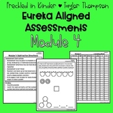 Kindergarten Eureka Math Module 4 Assessments