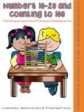 Kindergarten Math Module 5 Mid & End Assessments