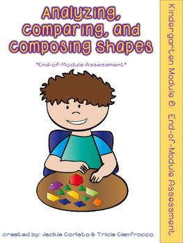 Kindergarten Math Module 6 Assessment