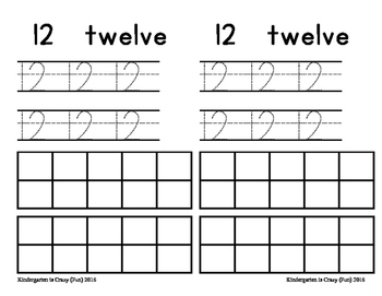 Math Notebooks: Numbers and Counting