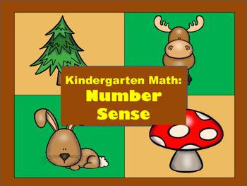 Kindergarten Math: Number Sense