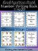 Kindergarten Math Number Writing Book Number Formation Number Sense 11-20