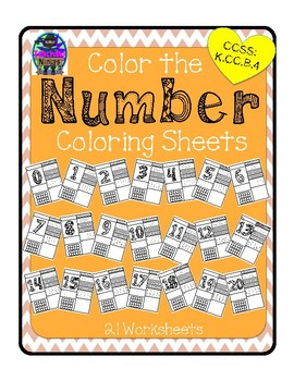 Kindergarten Math Numbers