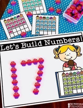 Kindergarten Math: Numbers to 11 - 20 BUNDLE