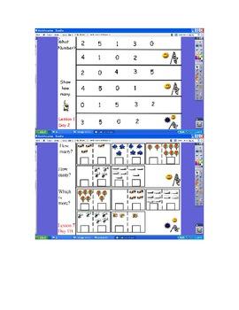 Kindergarten Math PALS