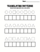 Kindergarten Math - Patterns Packet
