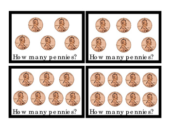 Kindergarten Math Pennies How Many Addition Numbers To 10