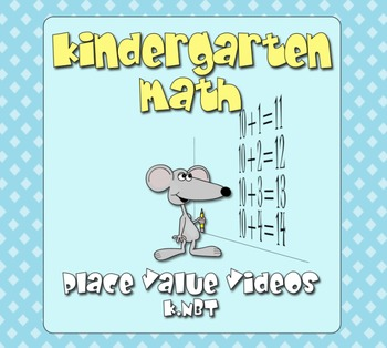 Kindergarten Math: Place Value Videos (K.NBT)