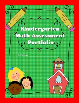 Kindergarten Math Assessment Portfolio
