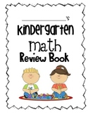 Kindergarten Math Review Book: Texas Edition