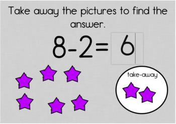 Kindergarten Math Review Bundle! 10 Digital Task Card Decks by BOOM Cards