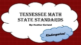 Kindergarten Math Standards (TN)