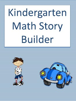 Math Story Problems- Works Well With Go Math!