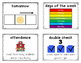 Kindergarten TERC Investigations Book 1 Companion:Count & Sort Learning Map