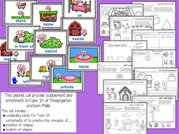 Kindergarten Math - The Big Bundle