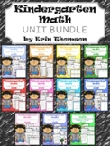 Kindergarten Math ~ The Bundle