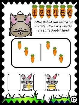 Critical Thinking - Kindergarten Math Thinker #2
