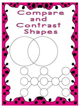 Kindergarten Math Unit 1: Shapes (Flats and Solids)