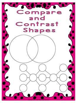 Kindergarten Math Unit 1: Shapes (Flats and Solids)